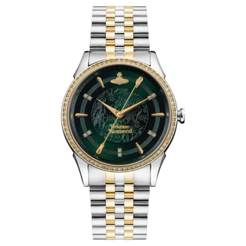 Vivienne Westwood Wallace Exclusive Steel and Gold Ladies Watch
